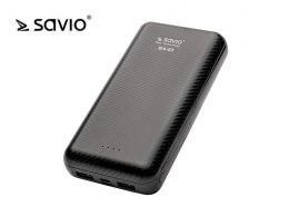 Elmak Power bank 20000mAh SAVIO BA-03